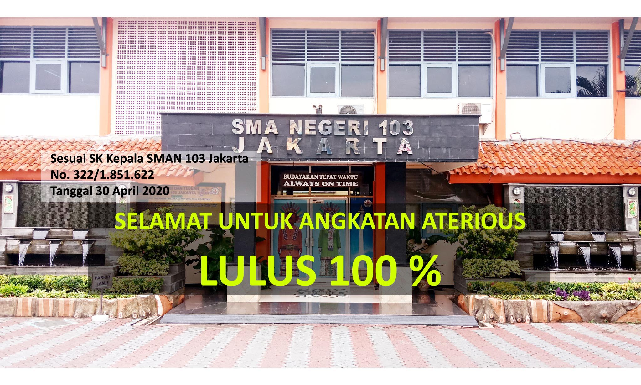SMA NEGERI 103 JAKARTA