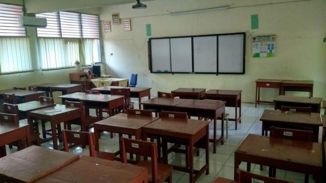 Daftar Pembagian Kelas X, XI dan XII